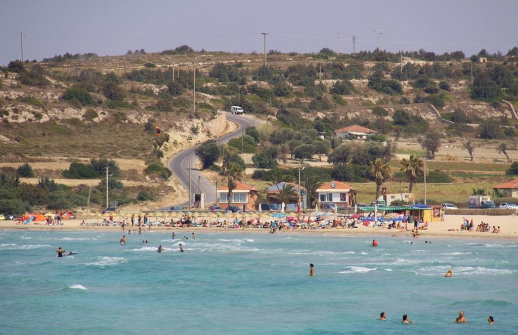 The Popular Pirlanta Beach