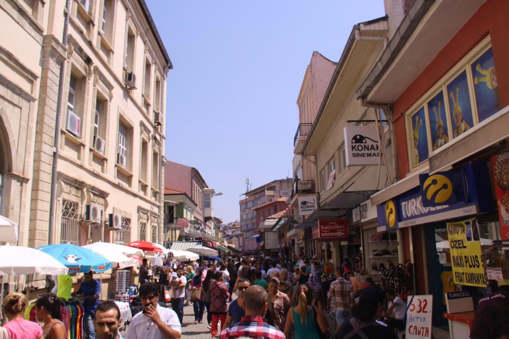 The Historic Kemeralti Market