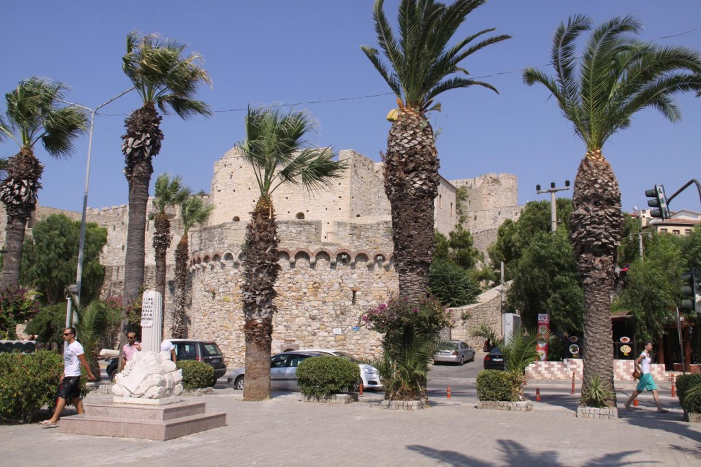 The Fortress of Cesme was Built in the Early 1500's
