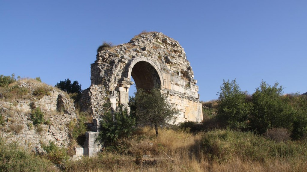 We Decide to Drive in to Ephesus however the Site Closed at 6.30pm