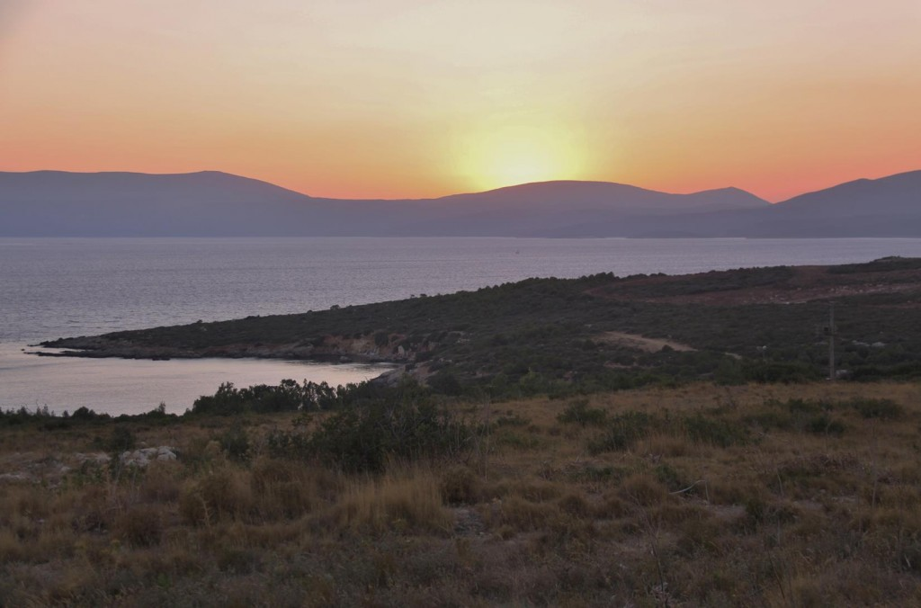One of Our Favourite Bays (Name Unknown) Close to Teos