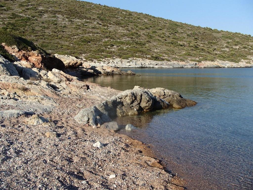 Most of Turkey's Coastline Looks Volcanic