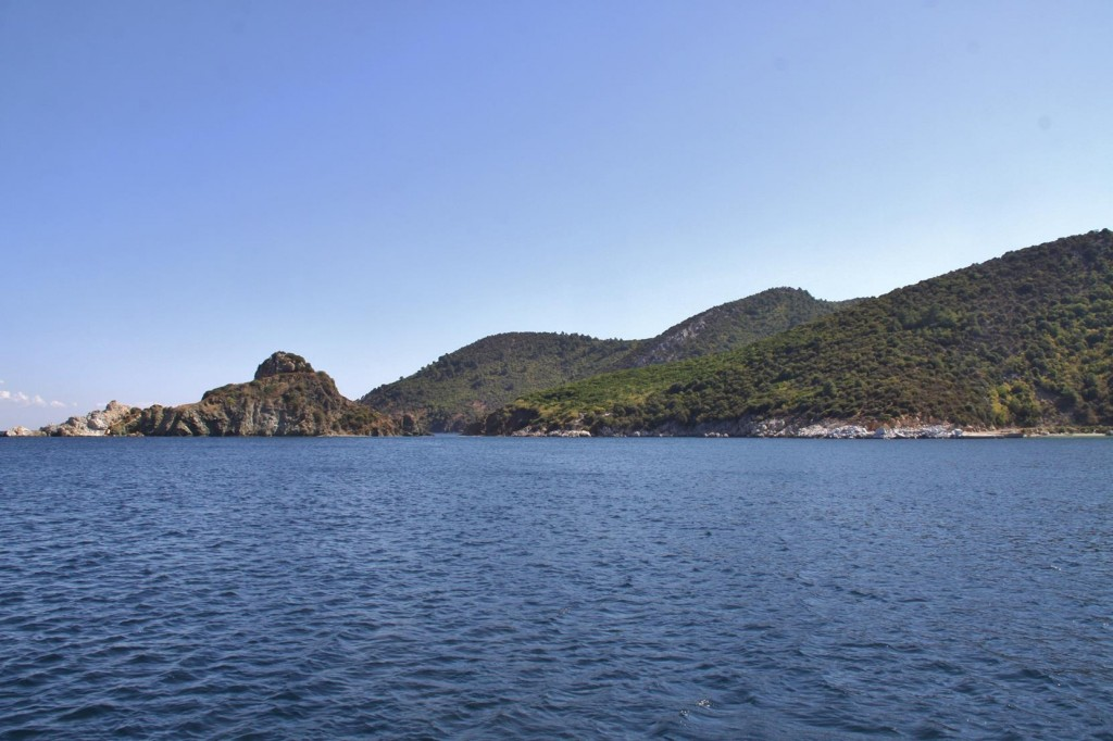 This Delightful Bay was Recommended by a Turkish Sailor that Spends a Lot of Time Here