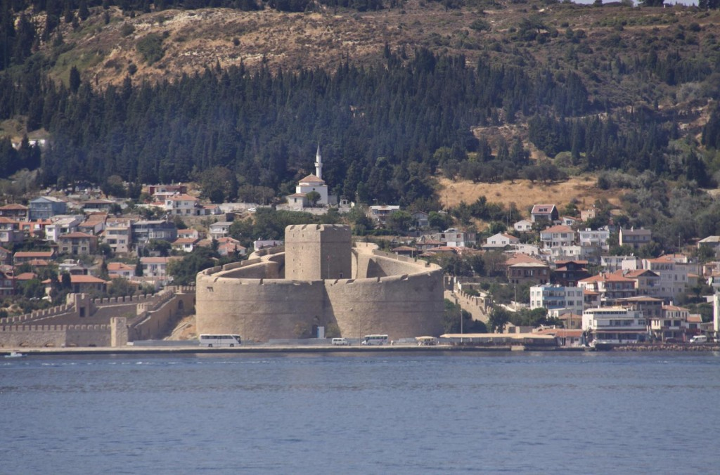 The Kilitbahir Fortress