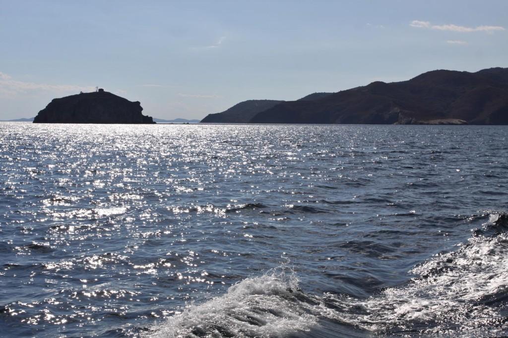 We Approach Kapsul Burnu on the North East Coast of the Peninsular