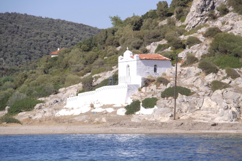 The Small Church by the Beach
