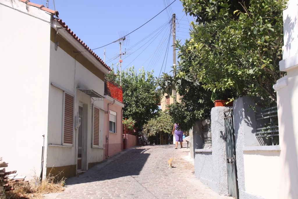 All the Narrow Streets Lead to the Church