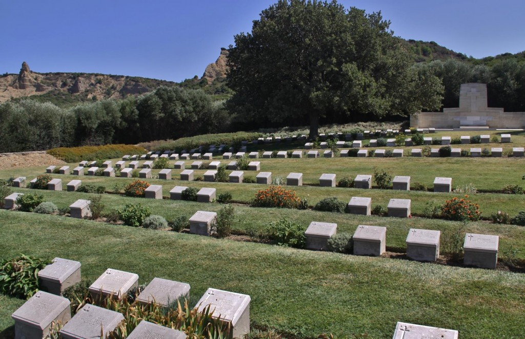 The Beach Cemetery