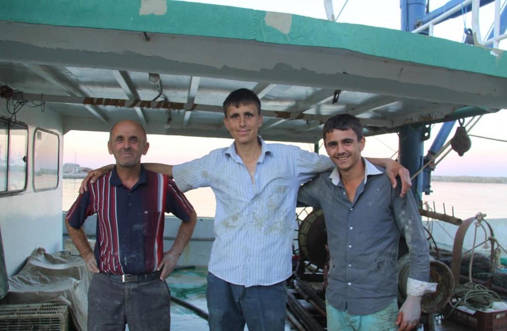 Our Proud Fishermen