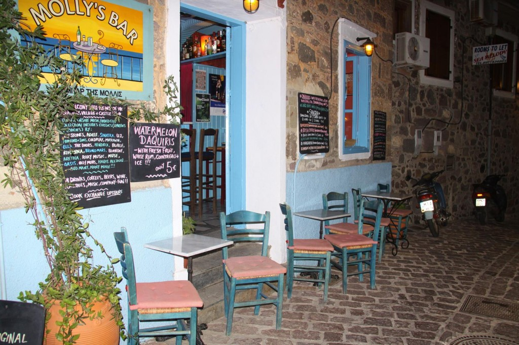 The Small Cobbled Streets Adjacent to the Port are Very Quaint with Tasteful Shops and Small Bars