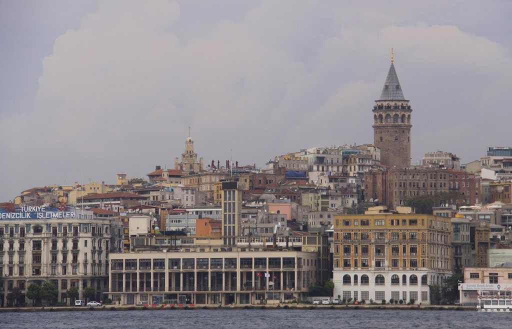 The Galata Tower is a very Popular Destination for Tourists