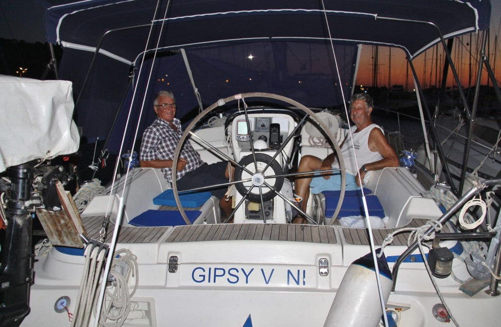 Dan and Giulia Spend Most of the Year Sailing in the Mediterranean