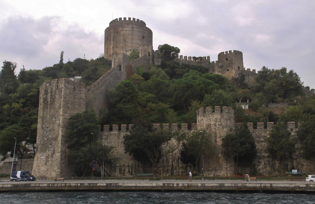 The Large Rumeli Fortress