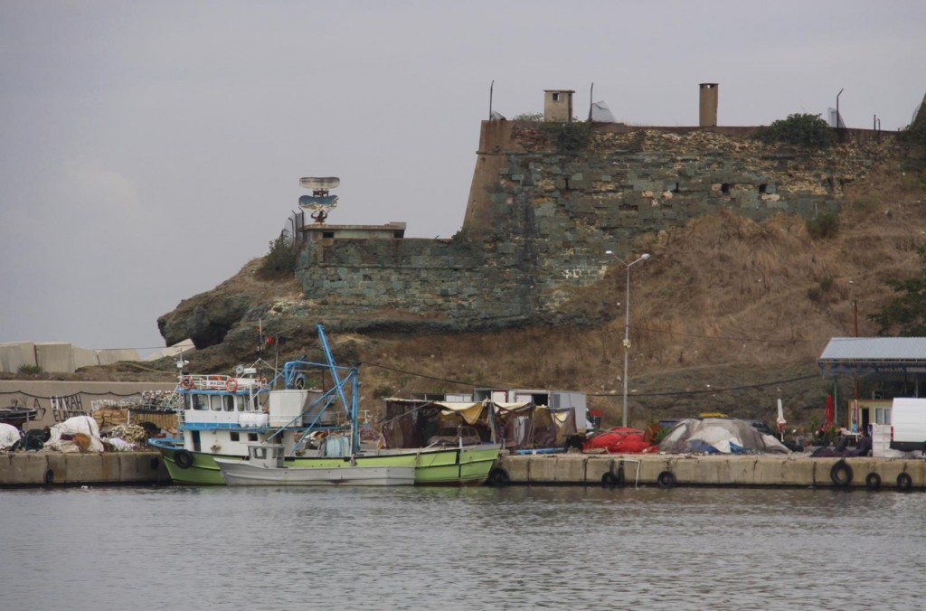 Poyraz is One of the Few Safe Anchorages for Visiting Boats to the Area