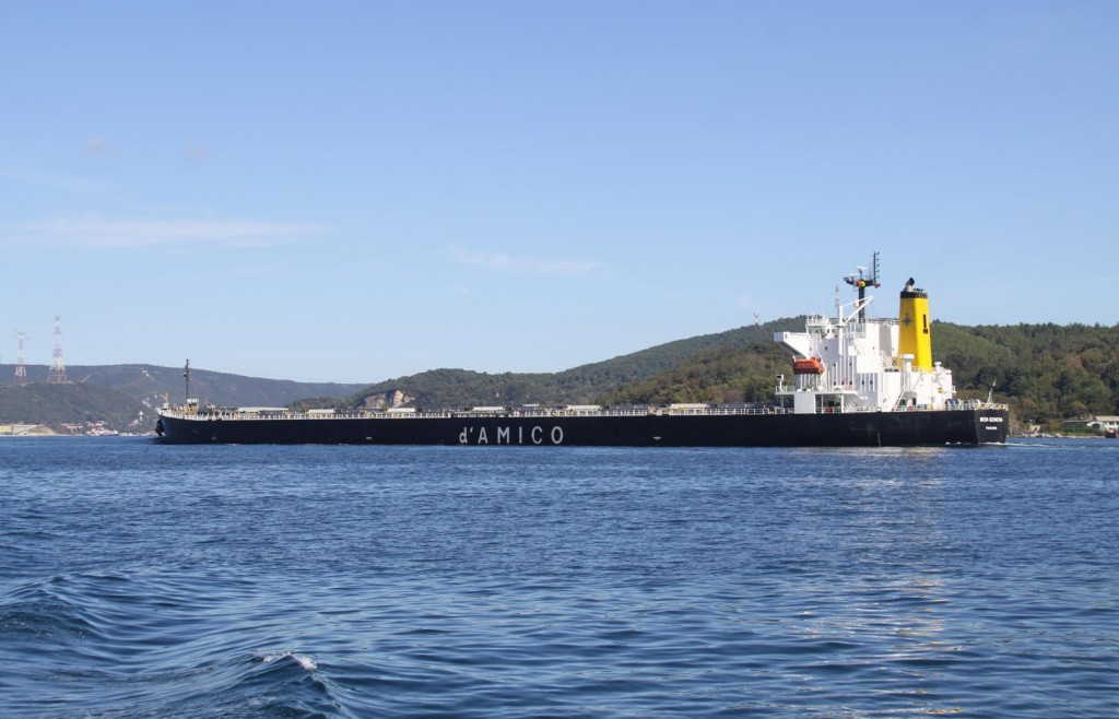 Another Lengthy Ship Passes By