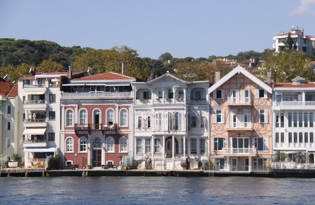 Yenikoy is Quite a  Desirable Location on the Bosphorus