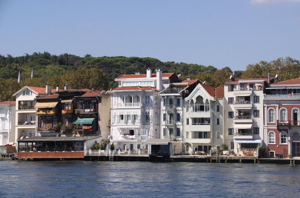 Waterfront Homes in Yenikoy