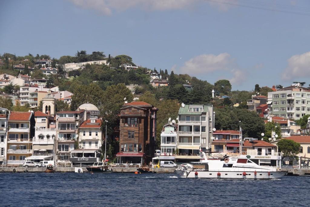 Arnavutkoy is another Delightful Area on the Bosphorus