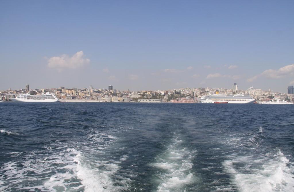 We Leave the Bosphorus