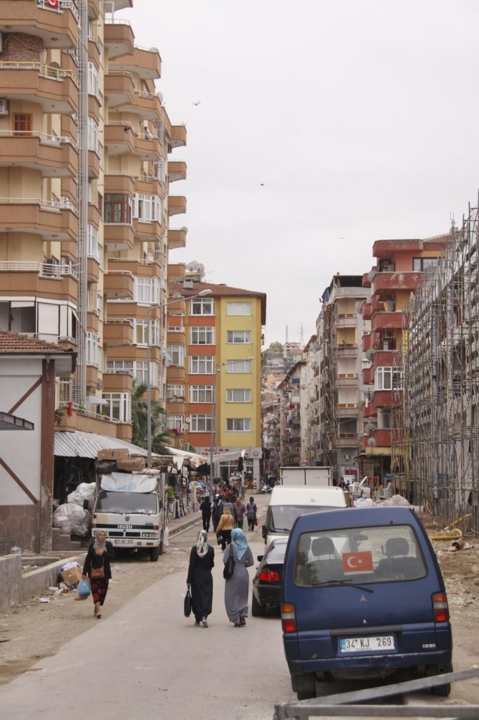 The Population of Yalova is just under 100,000 People