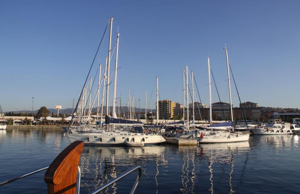 Another Brilliant Morning in Yalova  Marina