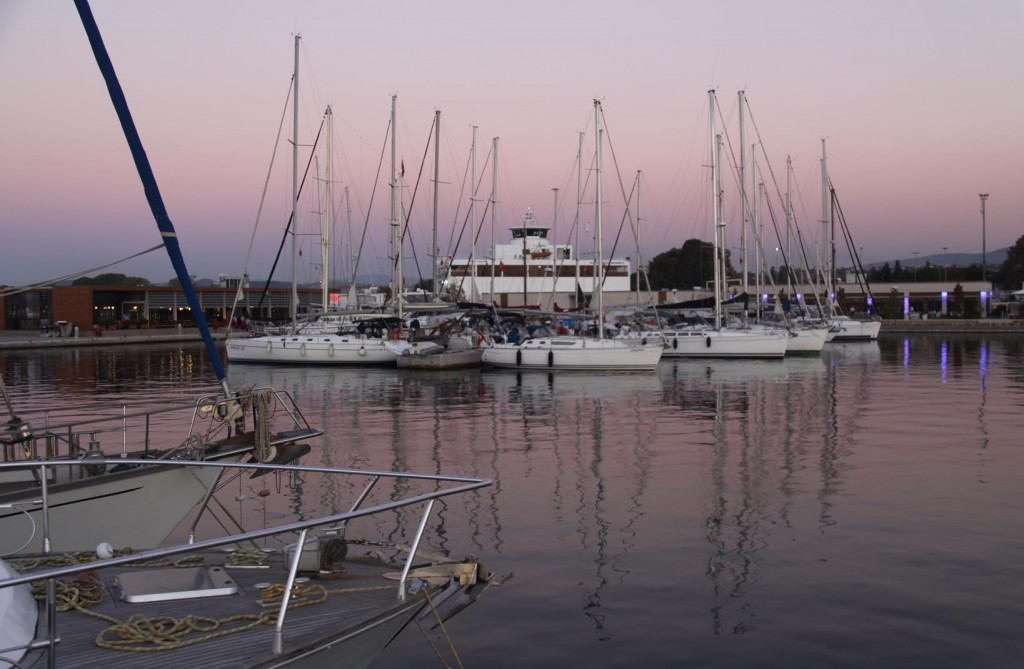 After Another Day of Having Work done on the Tangaroa we Plan to Leave in theMorning