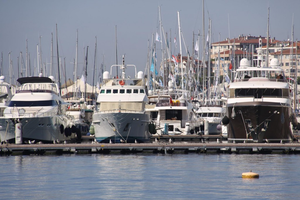 Many Impressive Boats are Attending the Show
