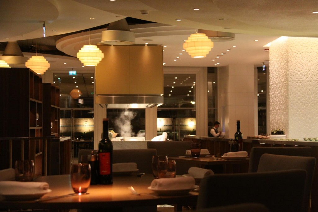 Open Kitchens in Restaurants and Hotels are very Trendy at the Moment