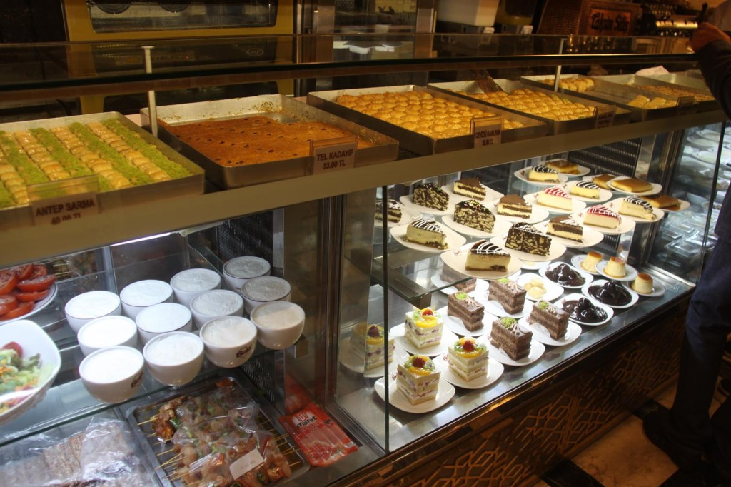 It was Difficult to pass this  Patisserie before returning to the Hotel