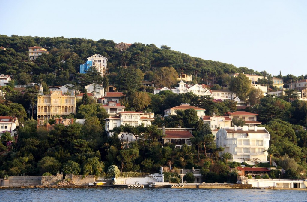 The Princes Islands has some Amazing Houses for the Rich and Famous of Turkey
