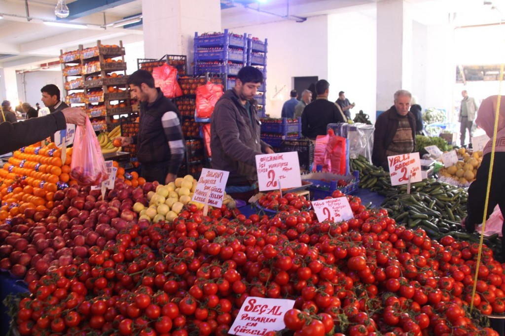 The Tomatoes Grown in Turkey  have an Amazing Flavour