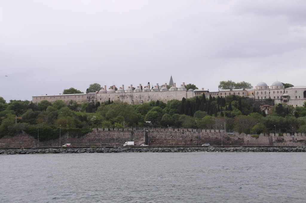 The Topkapi Palace was Built between 1459 and 1465 by the Conqueror, Mehmet 11