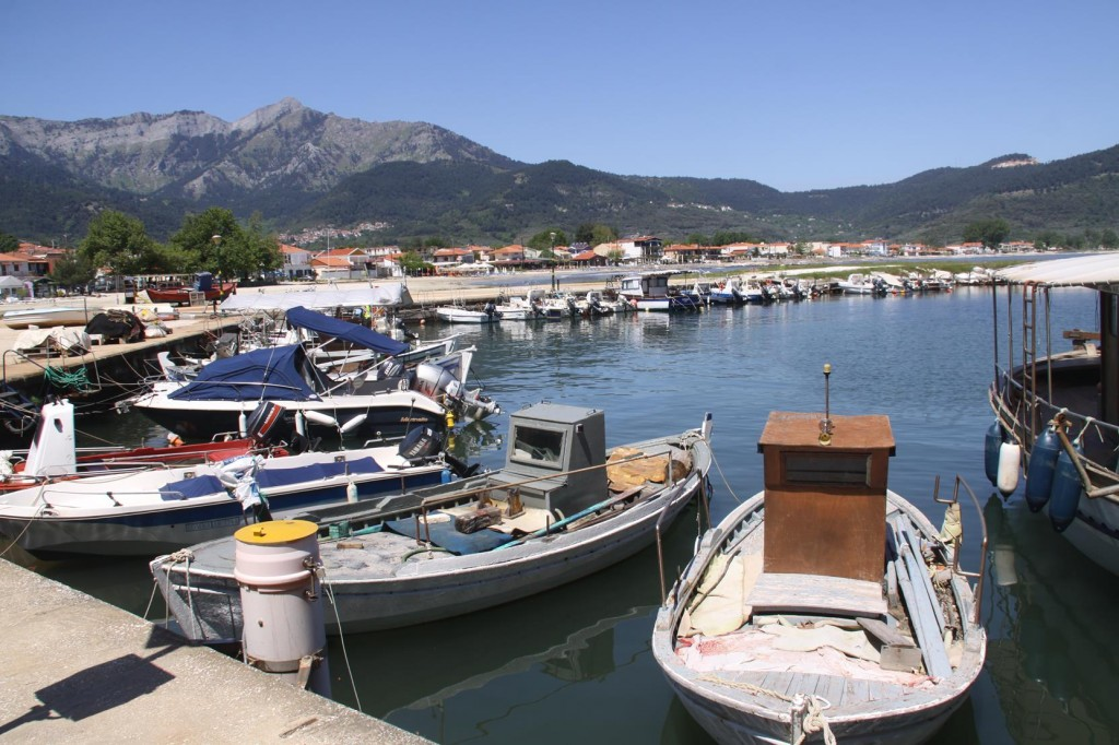 Delightful Ports are Scattered Around the Coast
