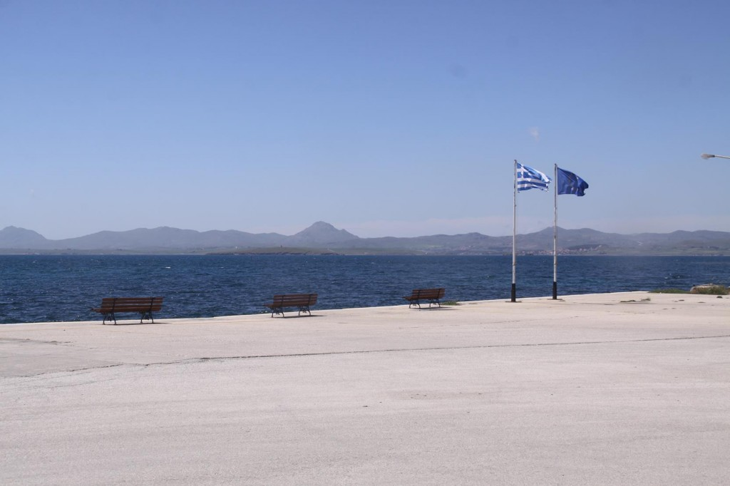 Nearly 100 Years ago the Port of Moudros was used for the Marshalling Point for the Attack on the Dardanelles.