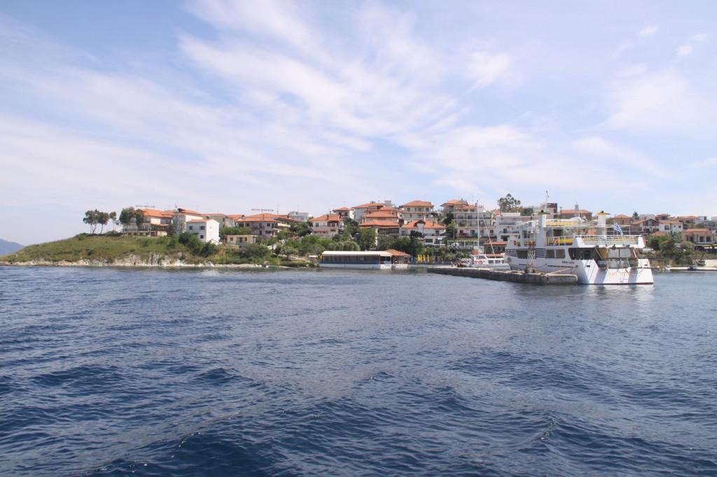 Ammouliani Village