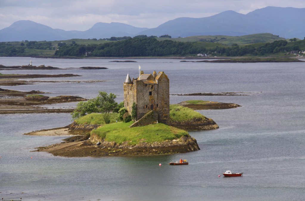 Druimneil Castle