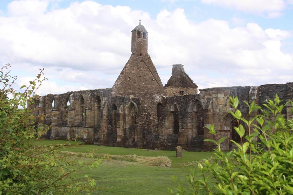 We Visit the 13th Century Crossraguel Monastery Near Maybole