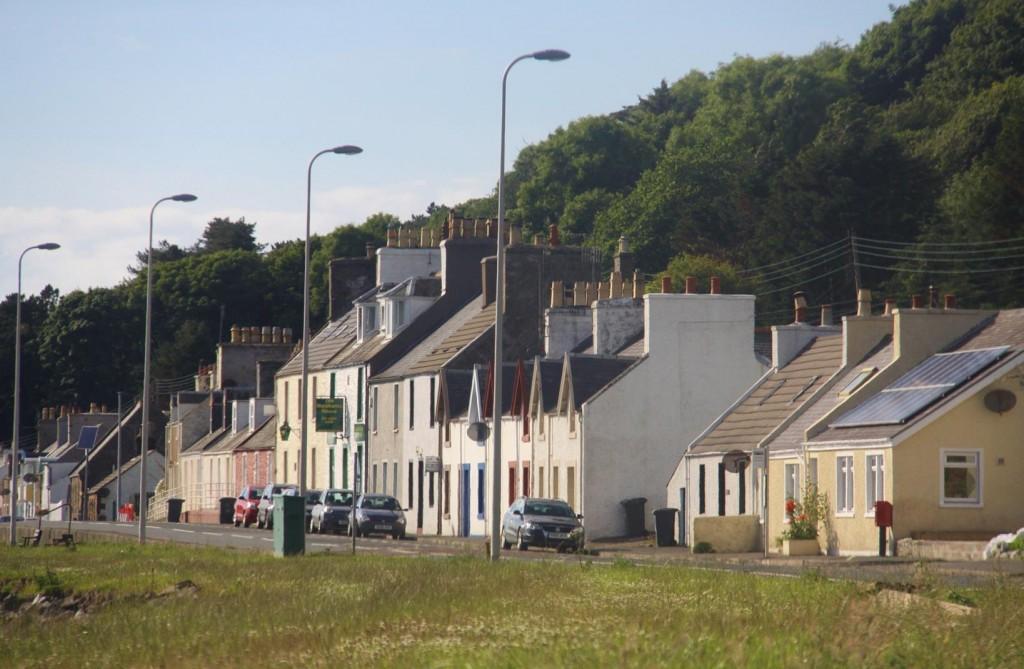 Cute Houses in Cairnryan