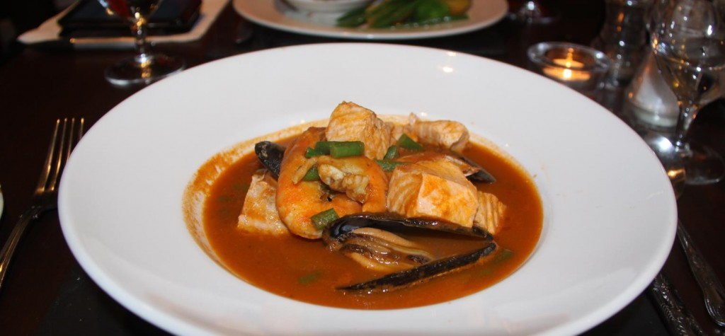353 Fabulous Fish Soup