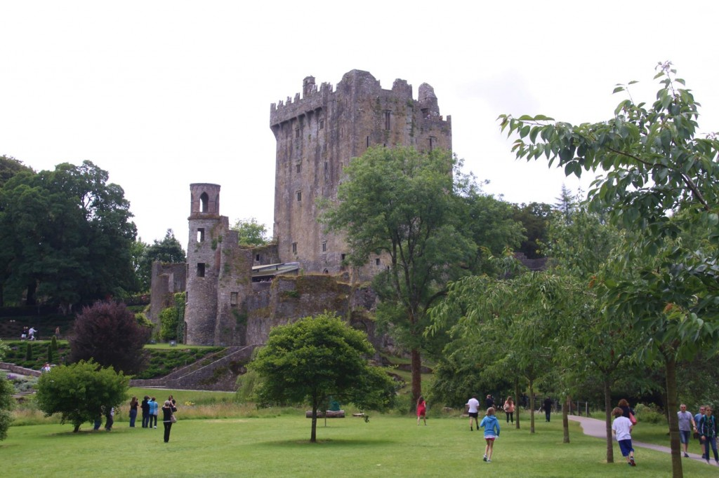 The Infamous Blarney Castle