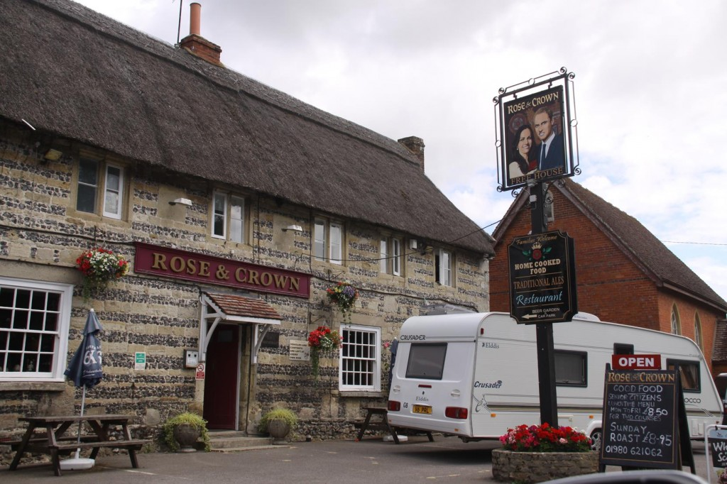 The Rose & Crown at Chitterne