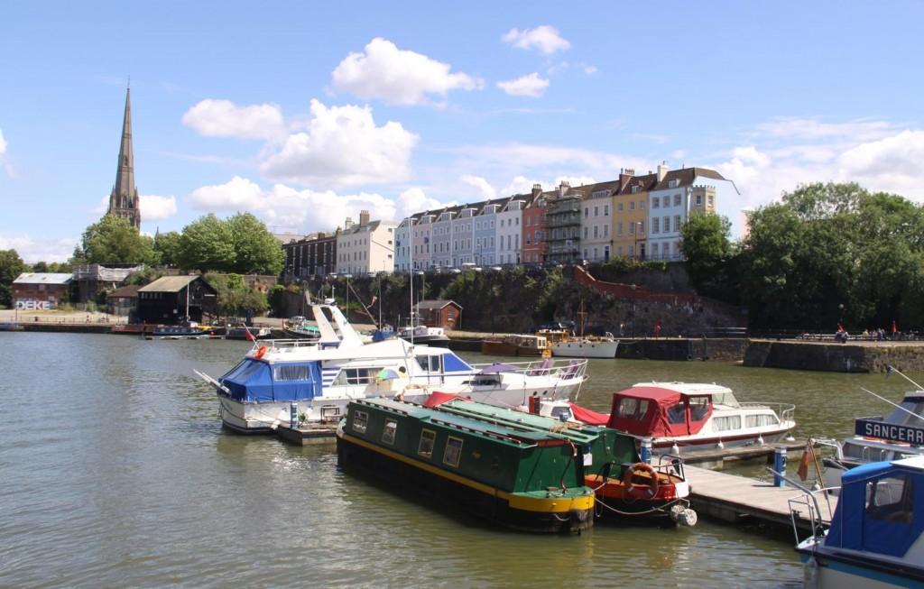 More Longboats in Bristol