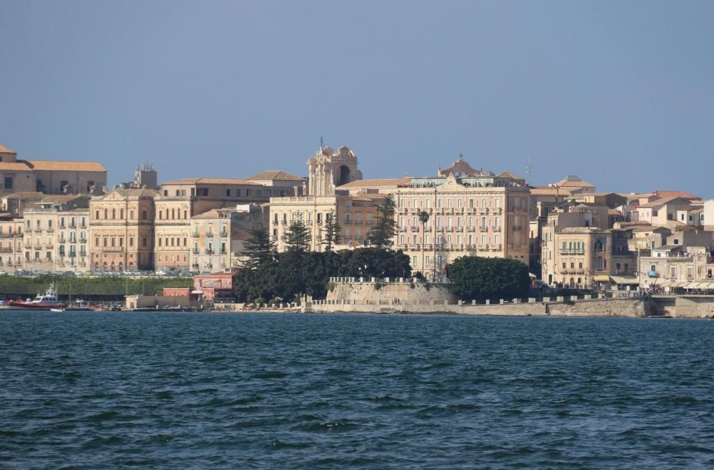 And the rest of Ortigia Island