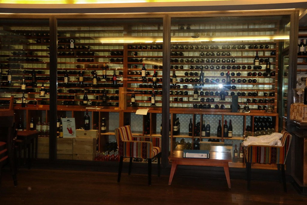 A Well Stocked Selection of Wines from  Malta and Europe