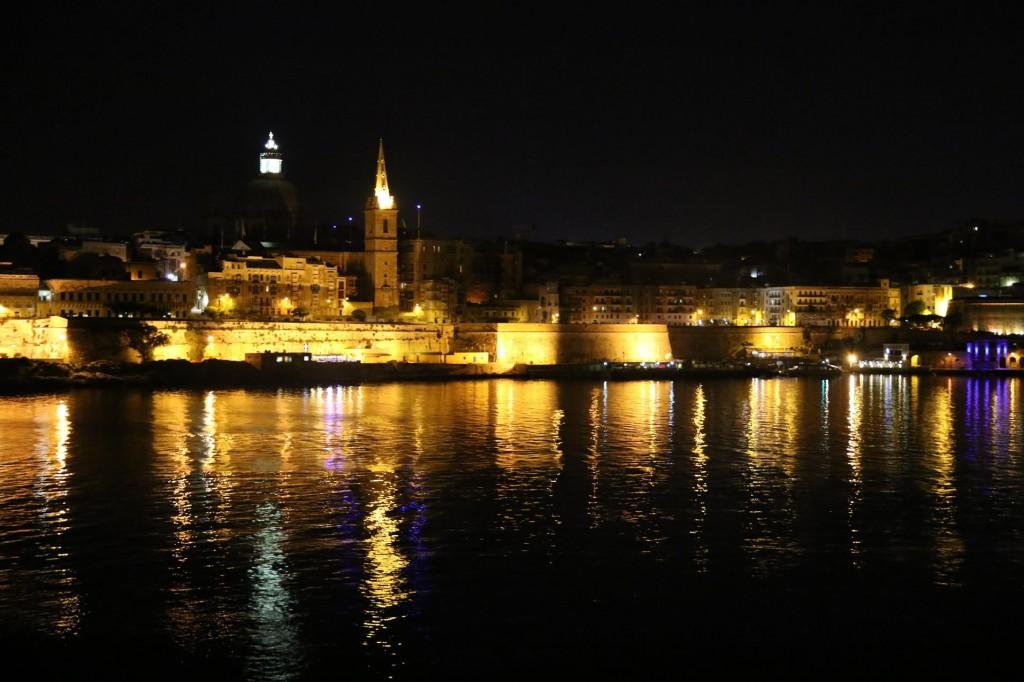 Valletta Looks Stunning by Night