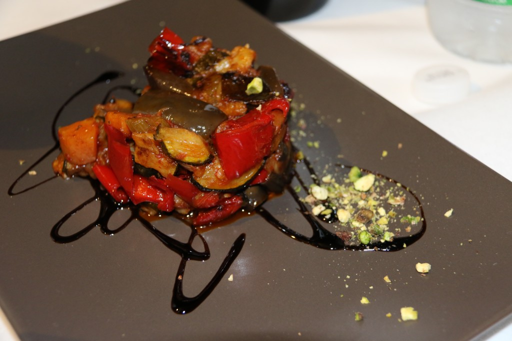 Amazing Appetiser of Ratatouille to share