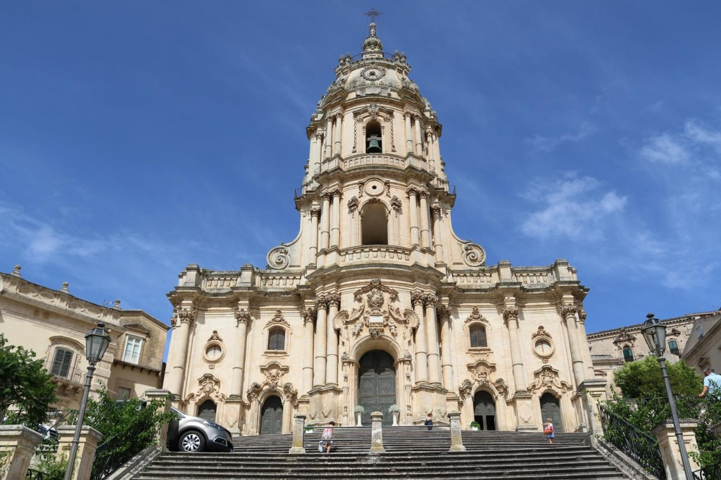 The magnificent San Giorgio Cathedral