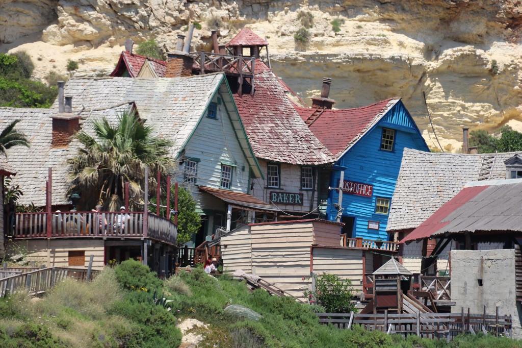 2015-06-04 (102) Houses Erected for the Popeye Movie Filmed Here