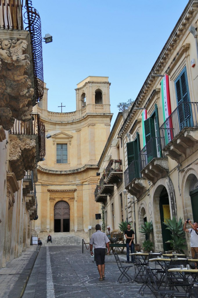 Noto is famous for it's Baroque architecture