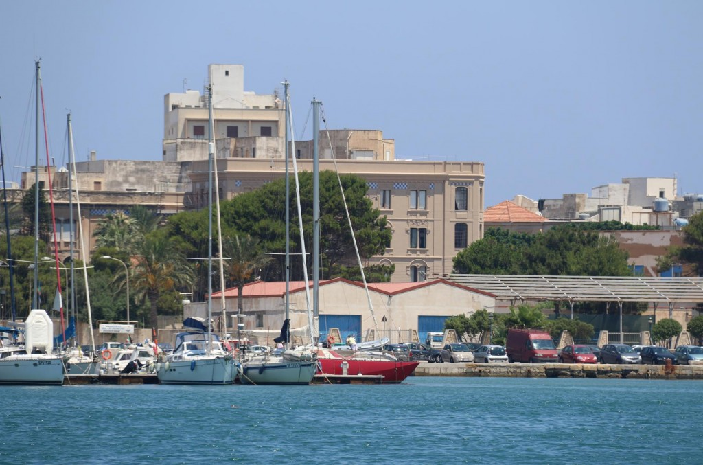 After several days at the friendly Colombus Marina we are looking forward to a few days out on anchor